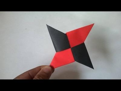 Shuriken Origami - Estrella Ninja de Papel (Audio Español)