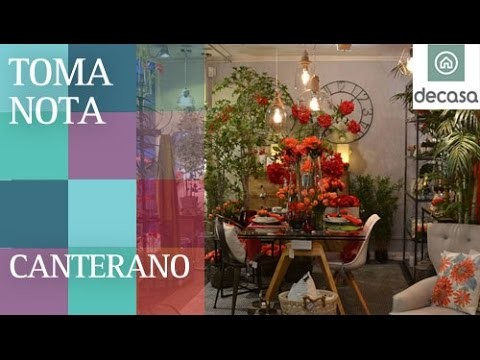 Todo para la decoración del hogar en Canterano | Toma Nota