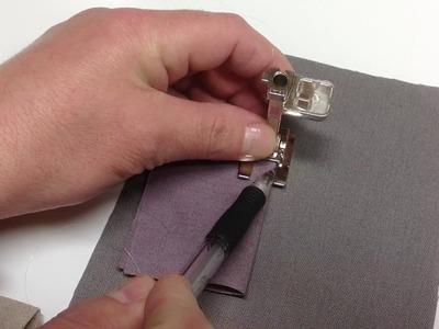 Tutorial Aplicacion invisible con máquina de coser