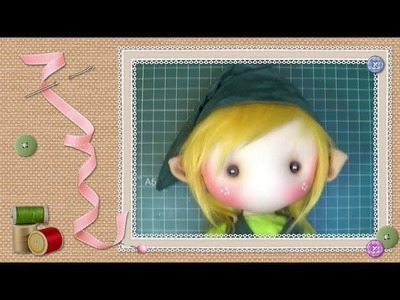 Tutorial Link: Gorro. Link hat tutorial
