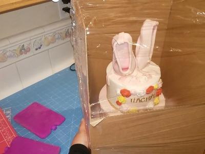 Armando mi caja para un pastel y otros tips.