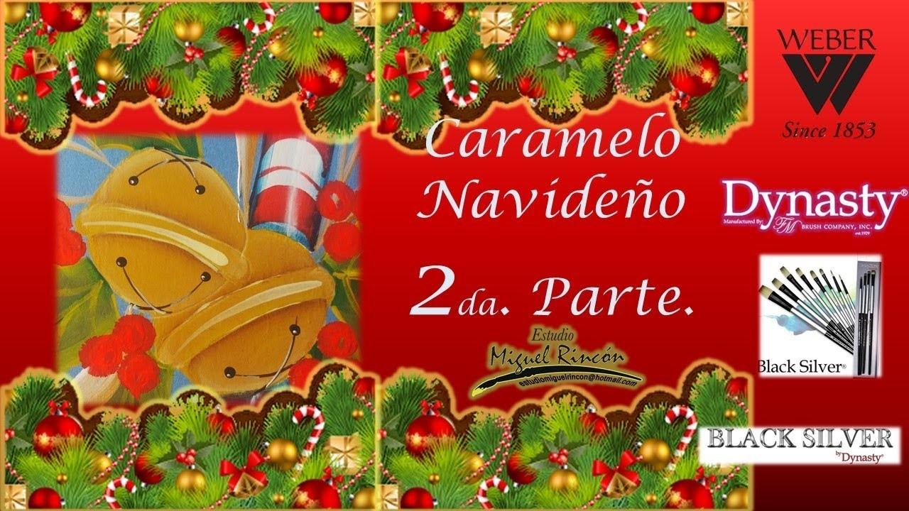 Cascabeles Navideños 2da. Parte (Christmas jingle bells) con Miguel Rincón