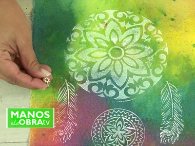 Como hacer bolso boho chic - Sellos HYN  - Aanalia Manassero