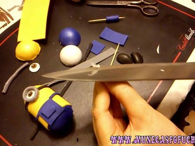 Como hacer fofucho de los Minions 4