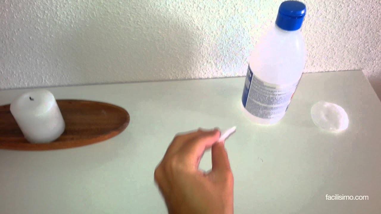 Cómo limpiar muebles lacados en blanco | facilisimo.com