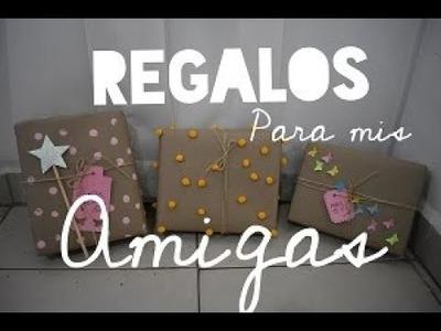 Envuelve Regalos Bonitos Y Originales!!