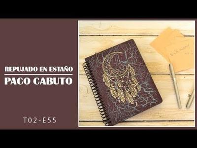 Expohobby TV (T02 - E55) Paco Cabuto - Repujado en Estaño