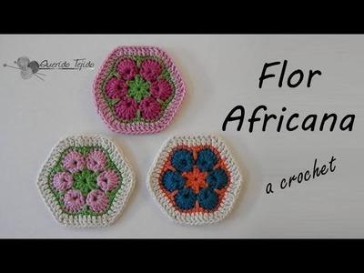Flor Africana - African Flower ENGLISH SUB