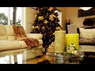 Ideas de decoraciones para Navidad. Adornos navideños. Navidad 2014