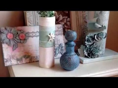 Ideas para decorar tu cuarto, crea recicla y disfruta