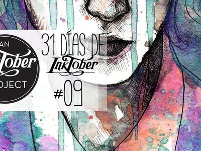 LÁGRIMAS DE TINTA | 31 Días de INKTOBER #09