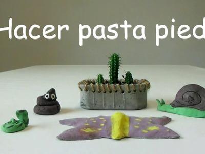 Manualidades para niños - Como Hacer Pasta Piedra