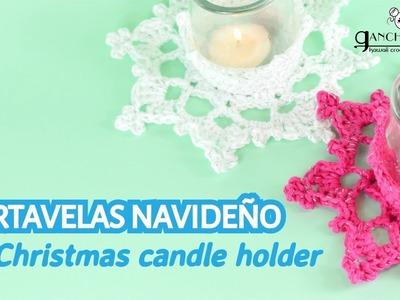 Portavelas navideños muy bonitos ???? - ¡Especiales para Navidad!