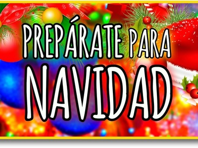 PREPÁRATE PARA NAVIDAD | ÁRBOL NAVIDEÑO SUPER FÁCIL | Pablo Inventos