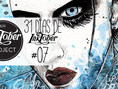 THE NOBODY   31 Días de INKTOBER #07