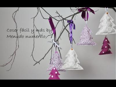 Adornos navideños fáciles, originales, diferentes y con muchas posibilidades