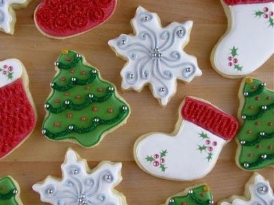 Cómo Decorar Galletas de Navidad | Ideas Super Fácil
