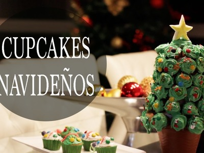 Cupcakes Navideños   What The Chic