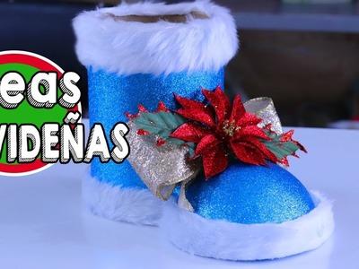 ► Ideas Para Navidad ???? Y Umboxing De Material || HaunterMake