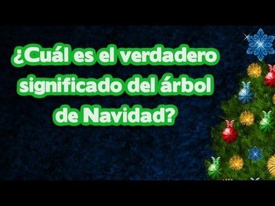 Que significa el arbol de navidad - ¿Cuál es el verdadero significado del árbol de Navidad?