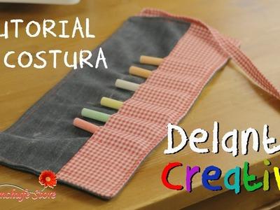 Tutorial #41 - Como hacer un Delantal Creativo