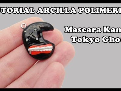 Tutorial Arcilla Polimerica - Mascara de Kaneki - Tokyo Ghoul