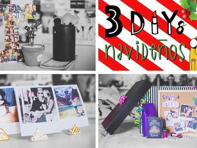 3 DIYs de Regalos Navideños Para Chico y Chica