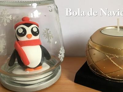 Como hacer una Bola de Navidad