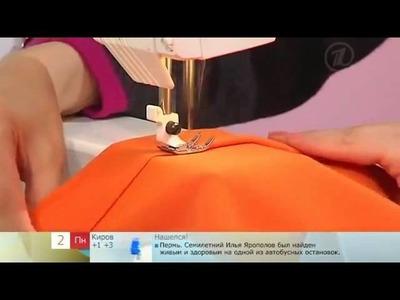 Como hacer una falda larga y una blusa manga larga