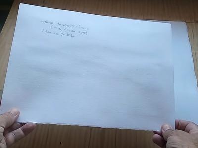 Cómo quitar el abombamiento de mis acuarelas (tensar el papel)