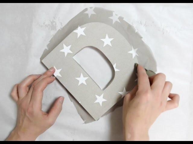 Decoupage con adhesivo y barniz en spray Pintyplus