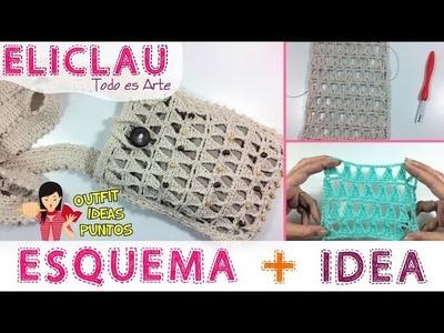 Esquema de puntos + idea   Point scheme + idea   EliClau
