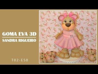 Expohobby TV (T02 - E50) Sandra Rigueiro - Goma Eva 3D