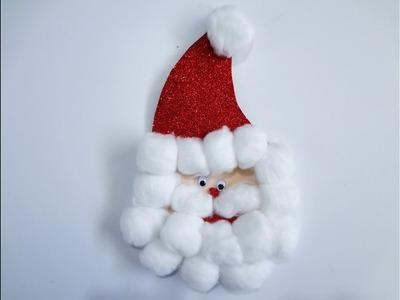 """Manualidad para Navidad """"Santa de Fomi"""""""