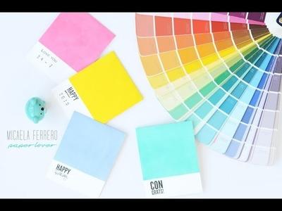 Tarjeta Creativa para Creativos. Creative Card for Creatives