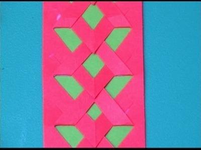 Cómo hacer un señalador de páginas - Manualidades para todos