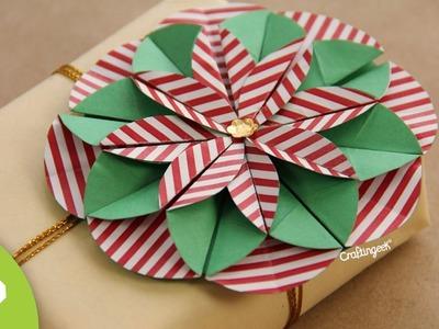Flor Dahlia · Deco Regalo y Tarjetas de Navidad