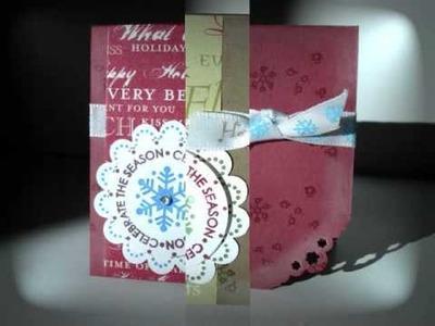 Galeria de tarjetas hechas a mano para navidad
