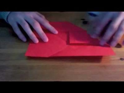Hacer rosa de papel 1