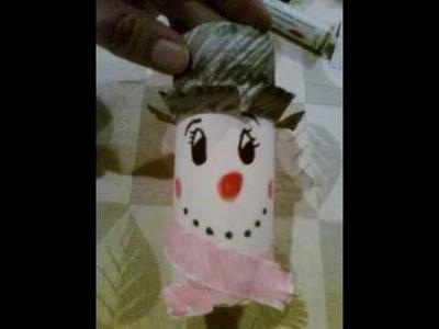 IDEA : Adorno de Navidad para ninos