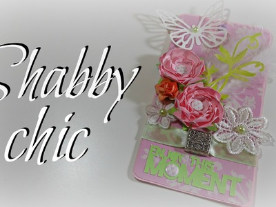 Tag Shabby Chic + Mini Sorteo (cerrado)| Reto con FIMIKI | Mundo@Party