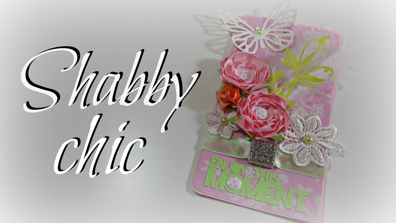 Tag Shabby Chic + Mini Sorteo (cerrado)  Reto con FIMIKI   Mundo@Party