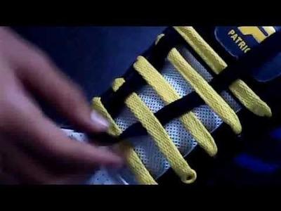 Como poner los cordones con estilo