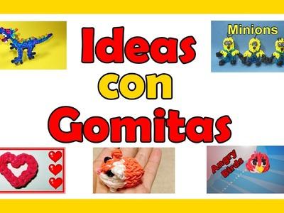Gomitas: 70 Ideas y Cosas que hacer con Gomitas de DIYMommy