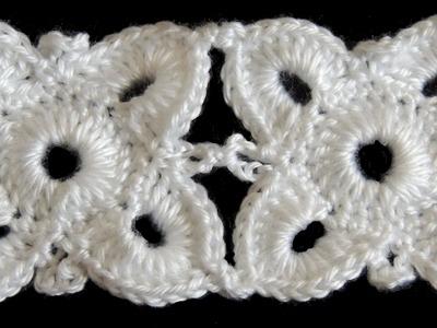 Crochet : Union Cuadrado # 4