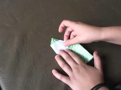 Lápiz de Origami