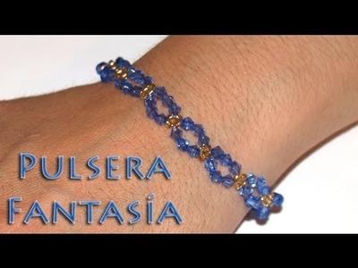 Pulsera de Fantasía - DIY - Fancy Bracelet