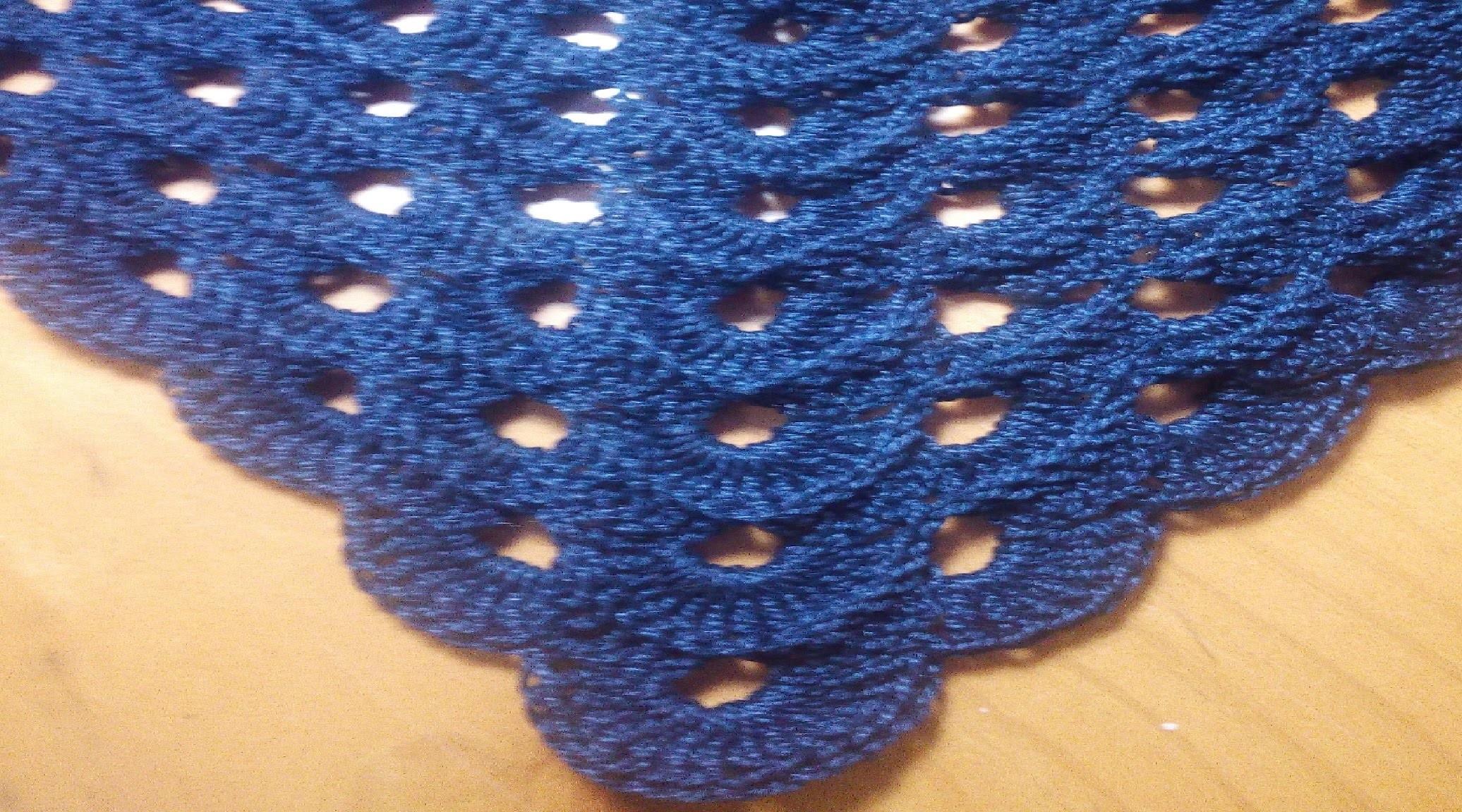 Chal  crochet facil
