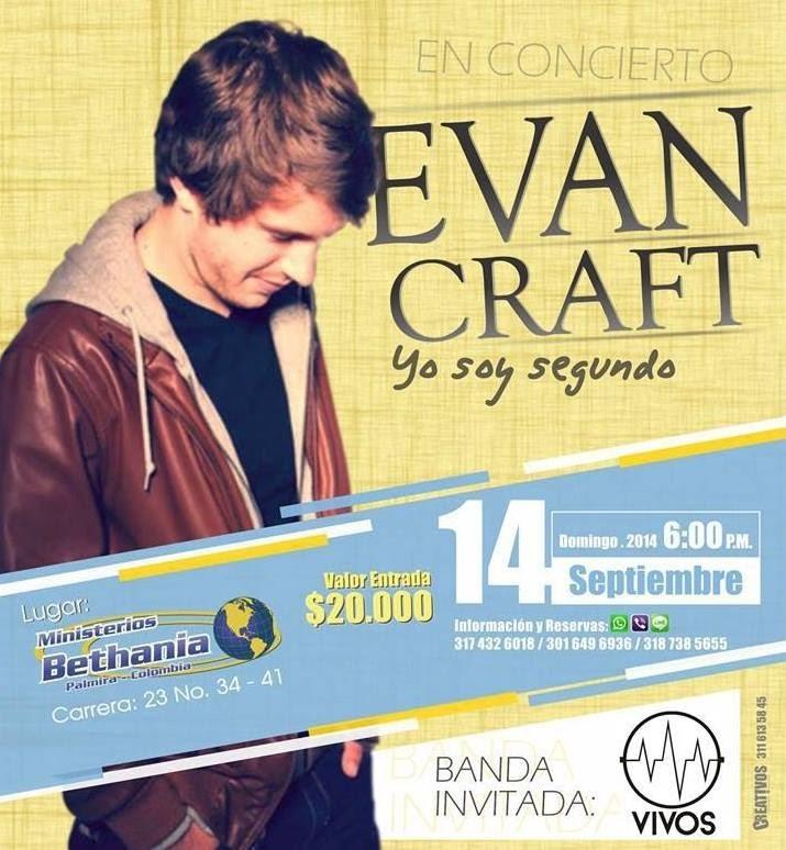 Evan Craft en Palmira