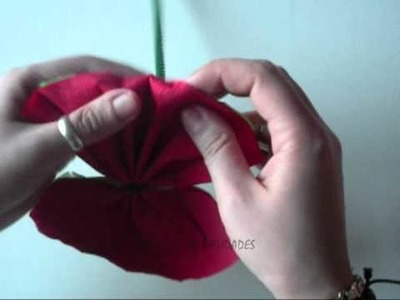 Flor de papel (Clavel) (Paper Flower)